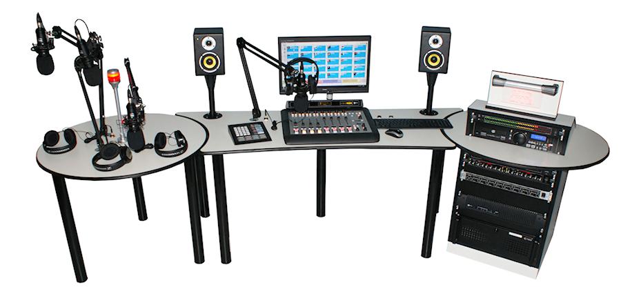Peralatan Radio Streaming