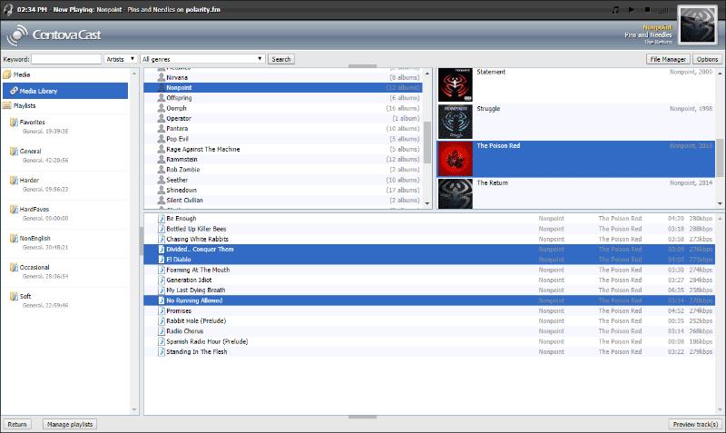 Cara Upload File Audio ke Radio Cloud