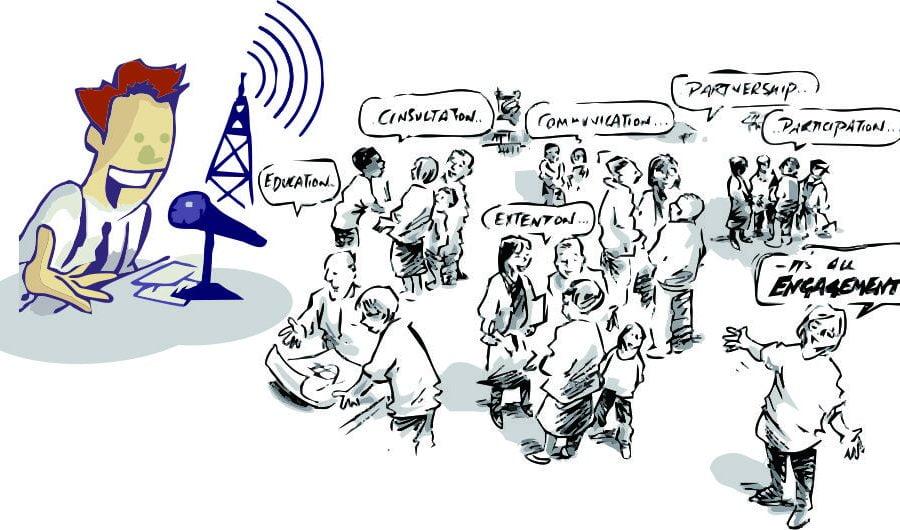 Apa beda radio FM komersil dan radio FM komunitas ?