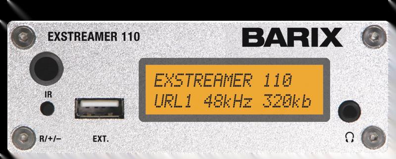 Barix Exstreamer 110