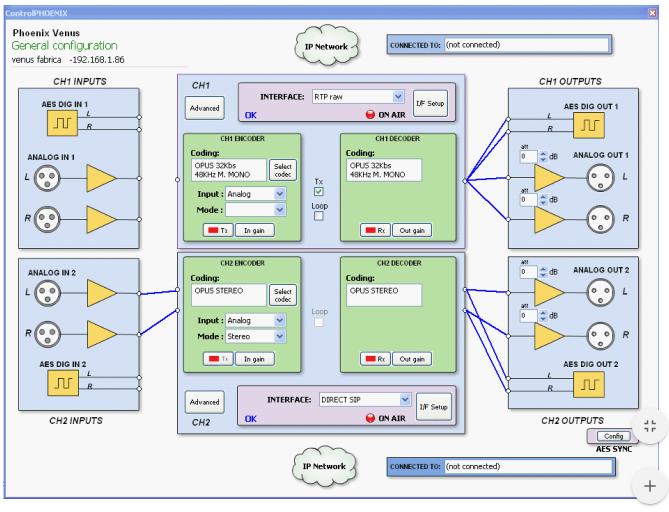 Mengganti analog STL dengan IP STL / IP Audiocodec