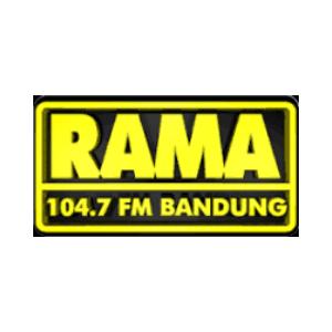 RAMA 104.7 FM BANDUNG.