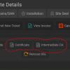 Memperbarui SSL untuk Centova Cast v3.2.4